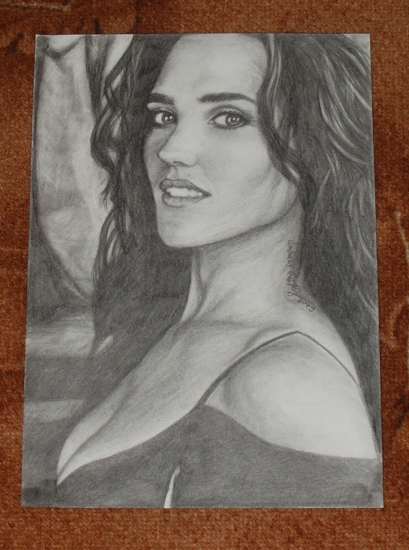 Jennifer Connelly by Andii